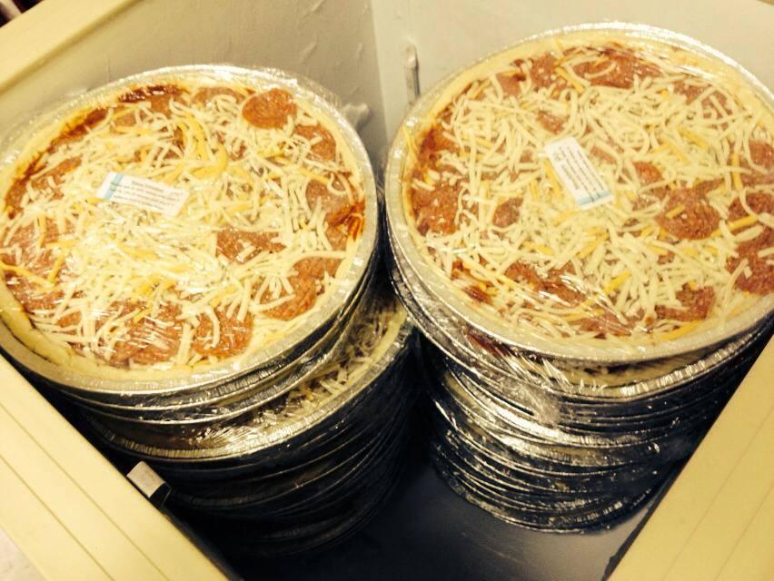 Pizza Donations