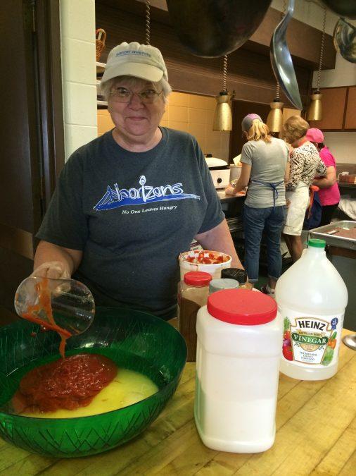 Volunteer Profile:  Jane Hessing