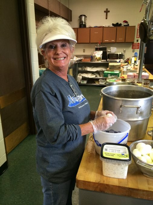 Volunteer Profile:  Bobbi Porter