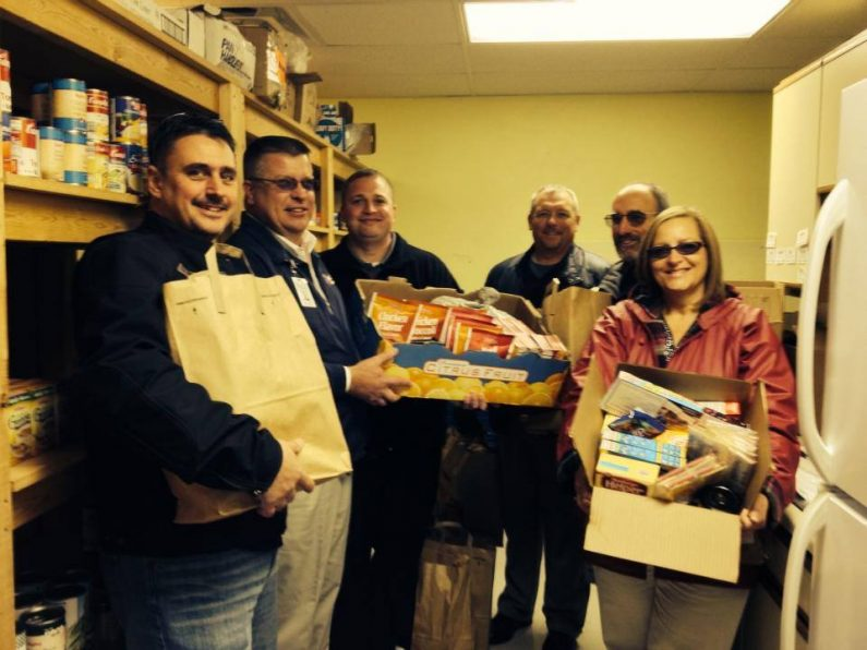 Great River Referral Group Donation