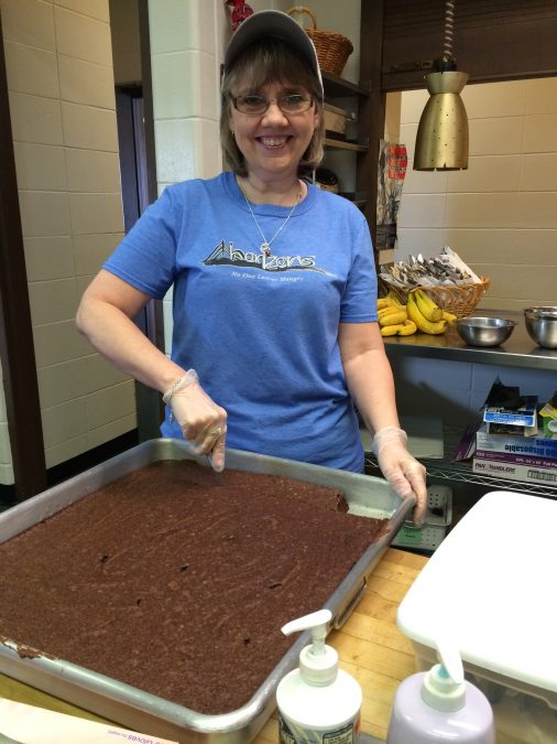 Volunteer Profile: Donna McKee