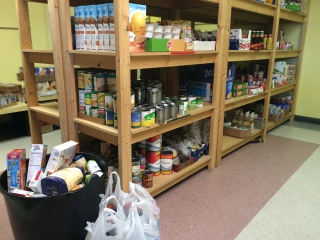 Horizons Social Services - Food Pantry